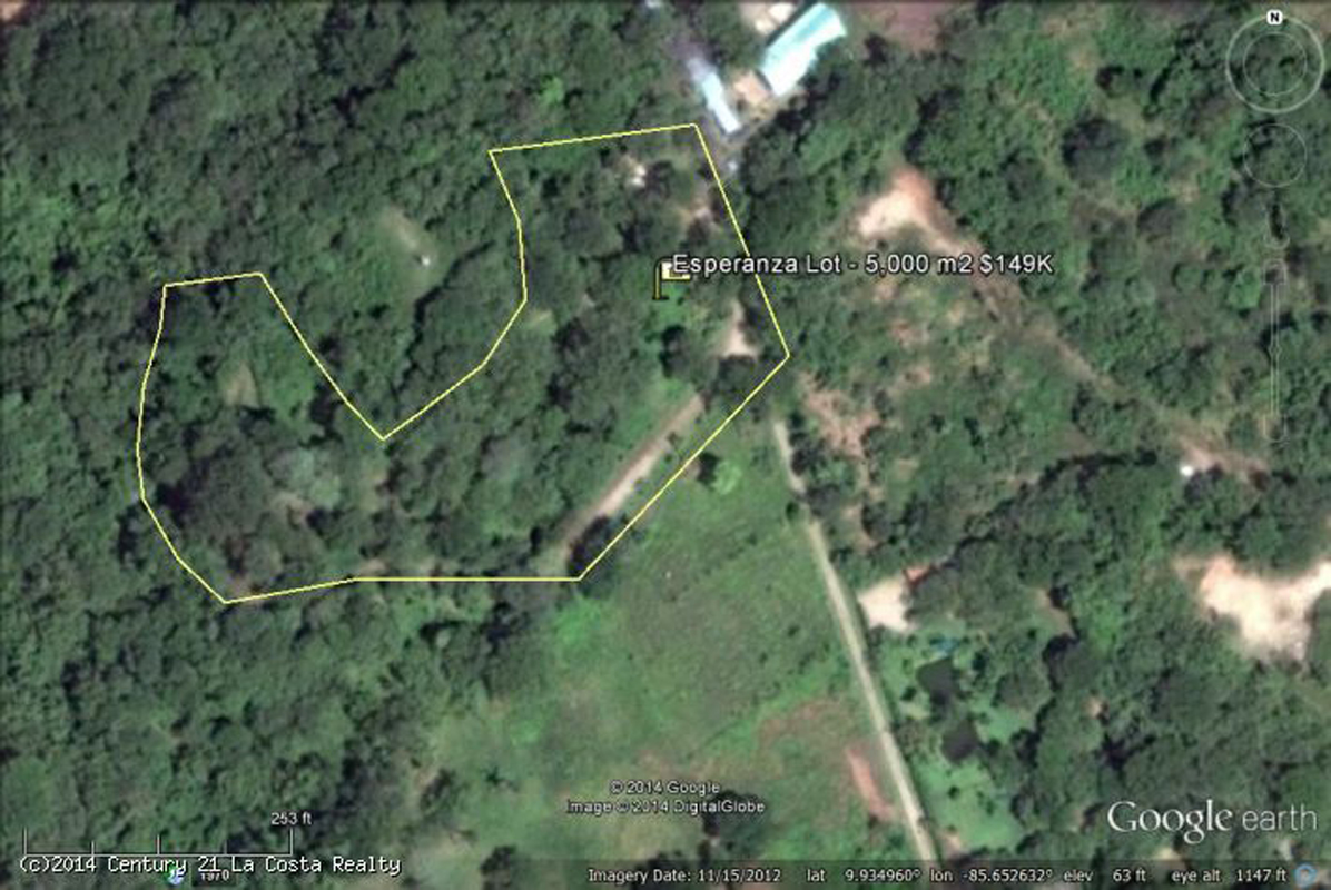 Lot for Sale Close to Playa Guiones & Nosara