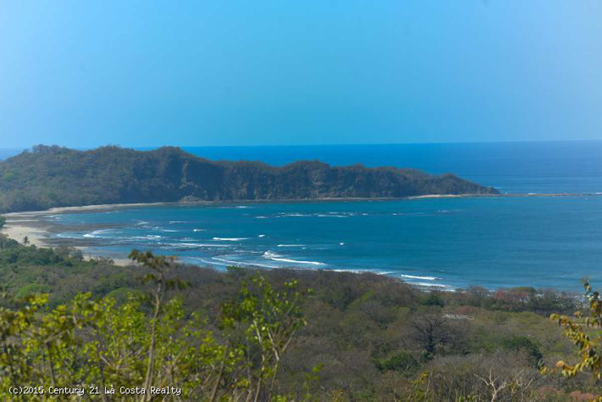 Big View of Punta Guiones-Priced Reduced $75K!