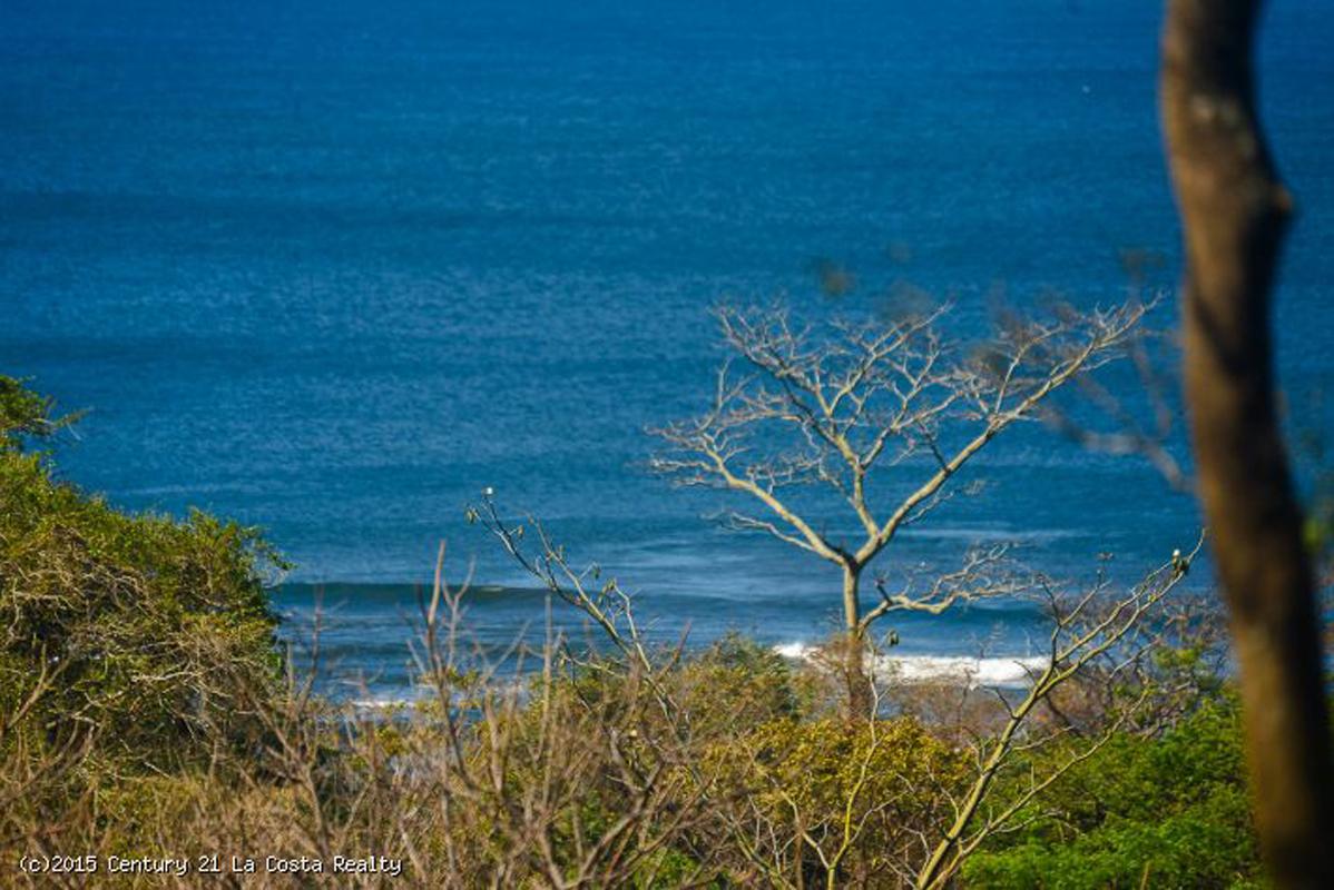 Ocean View in Playa Pelada