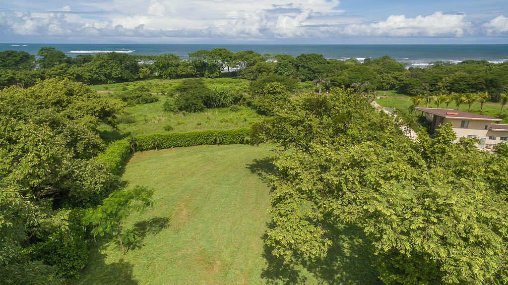 Large Lot In Private Beach Community in Playa Guiones