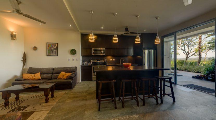 Guest Apartment Kitchen 3