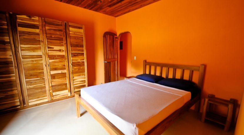 Bedroom w Teak Closet
