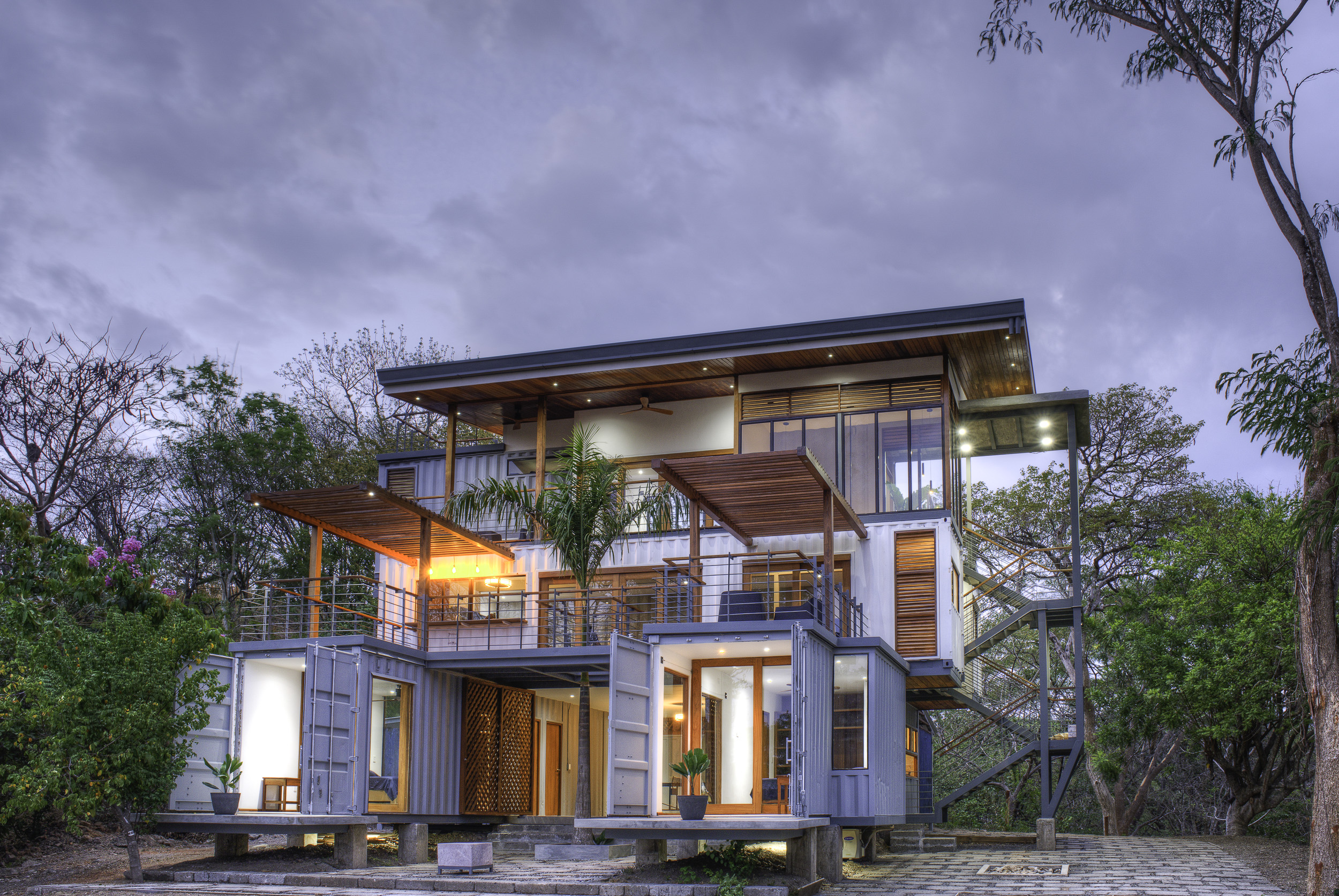 Casa Olindez, Eco-Friendly Luxury in the Jungle