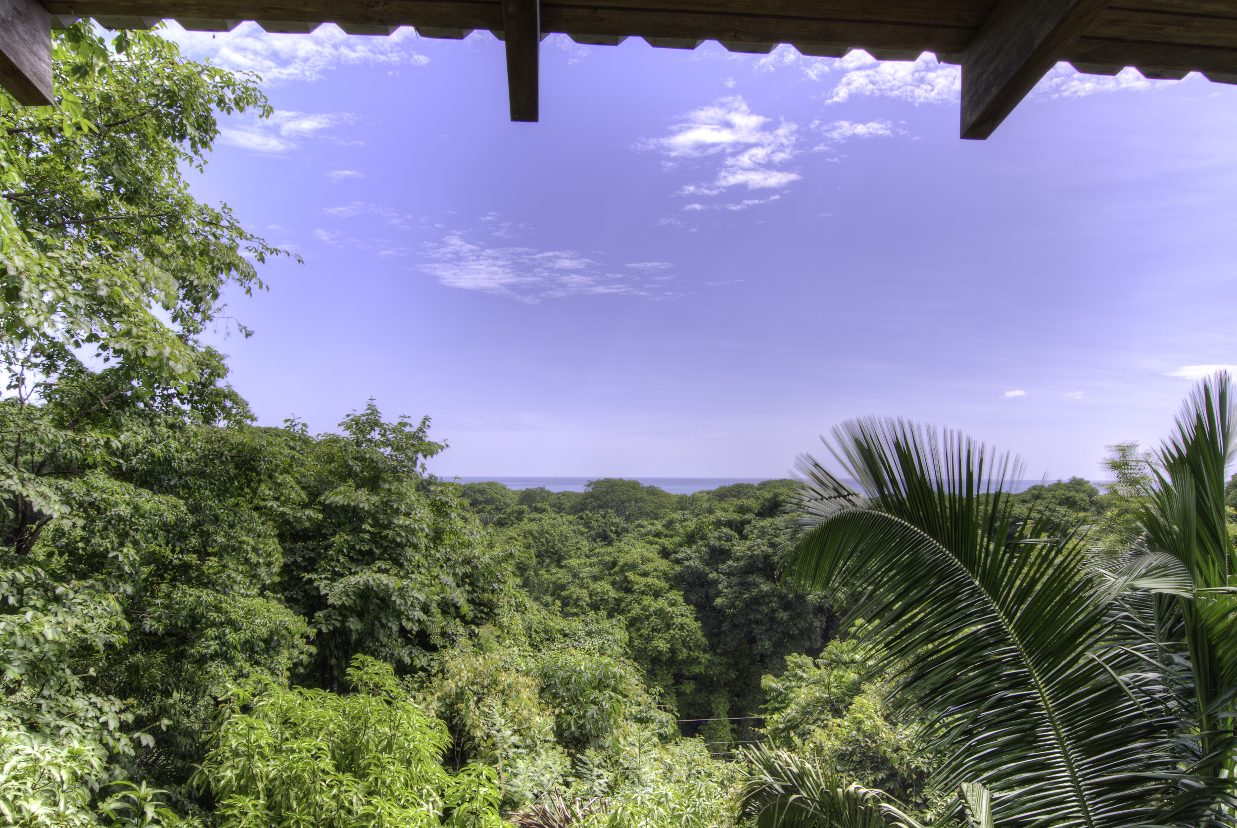 Ocean View Home in the Heart of Playa Guiones