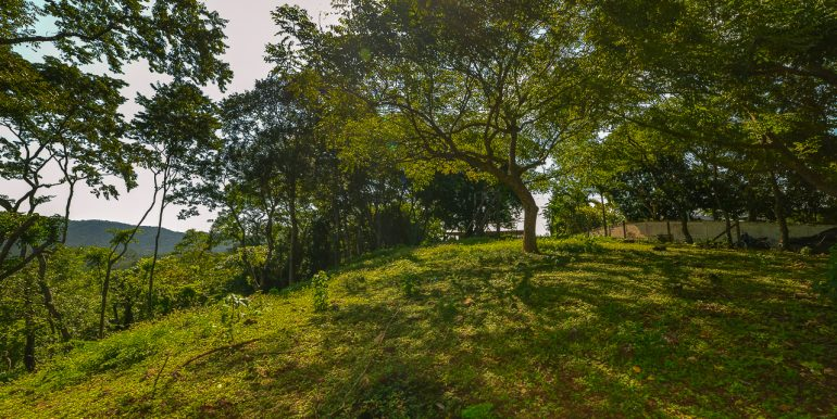 Large Building Site Overlooking Nosara