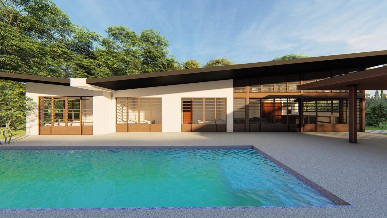 Pelada Beachfront Villa