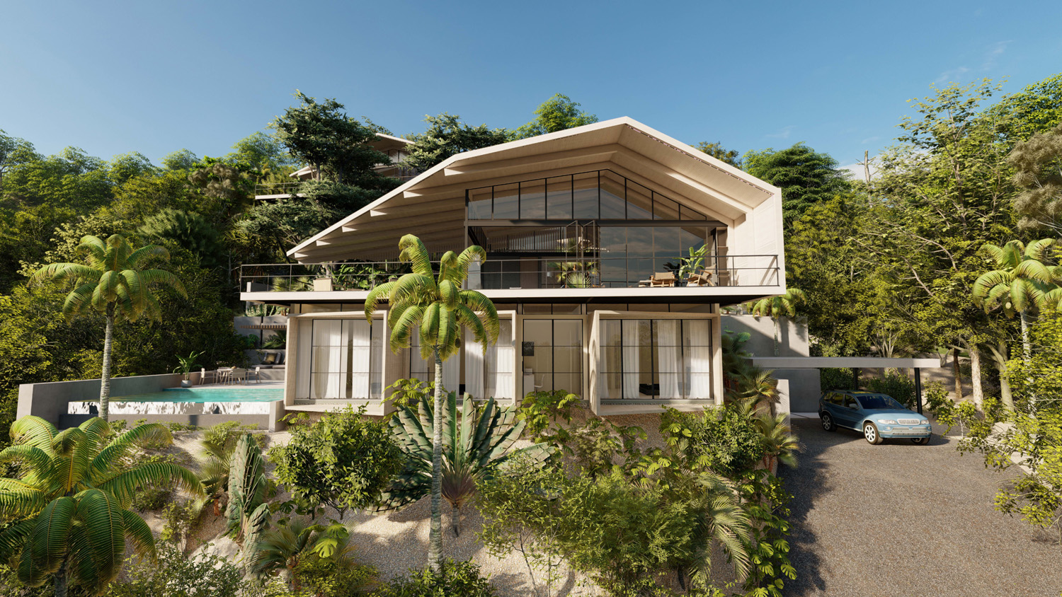 Makai Villas – New Modern Homes, Rare Combo of Ocean View and Close to Everything
