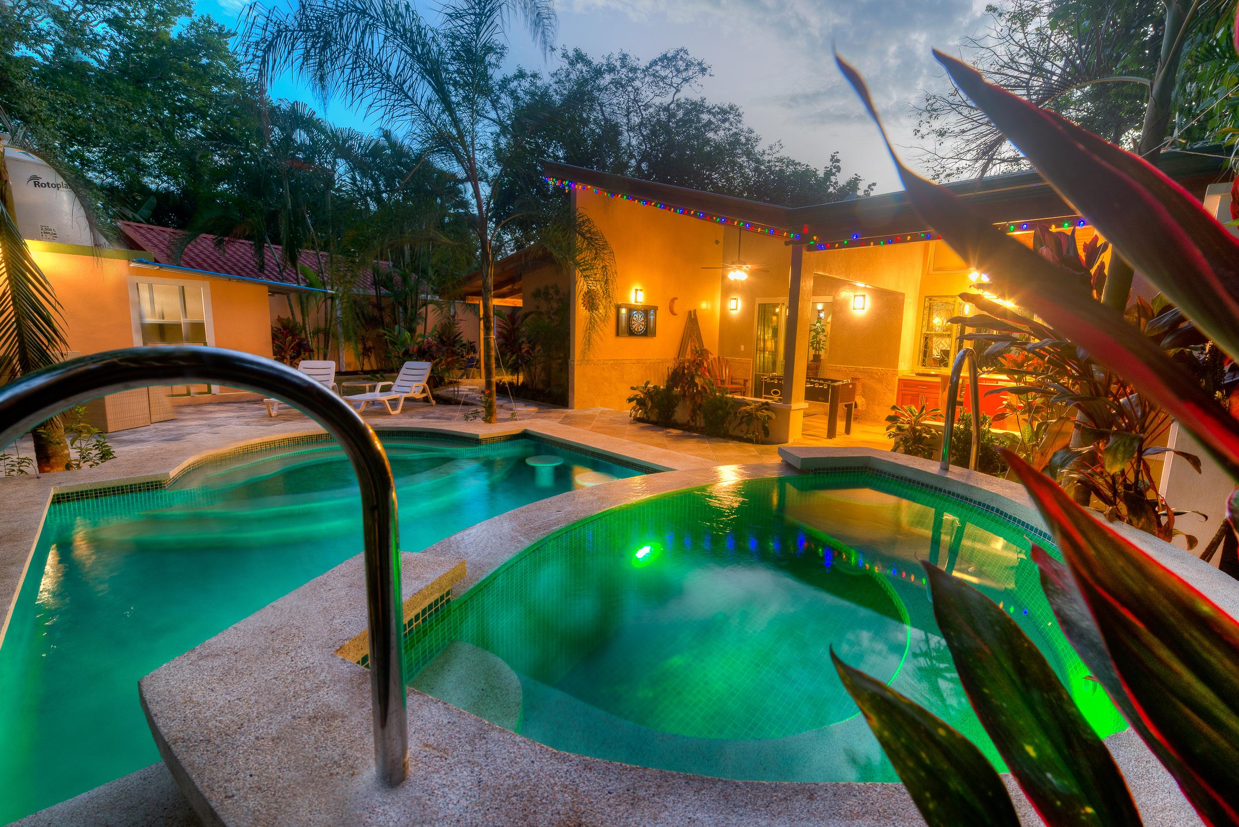 Casa Costa Rica, Playa Guiones