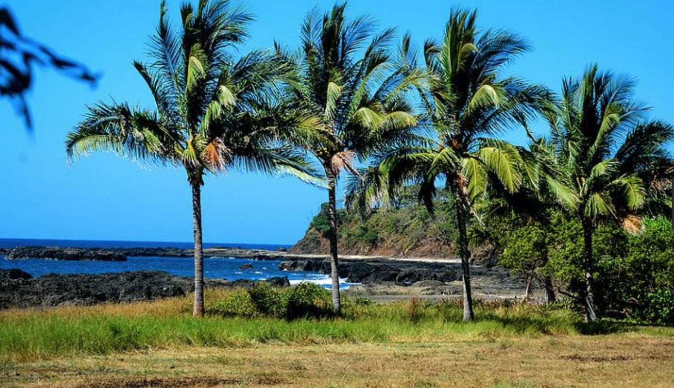 Beachfront Lot in Gated Community