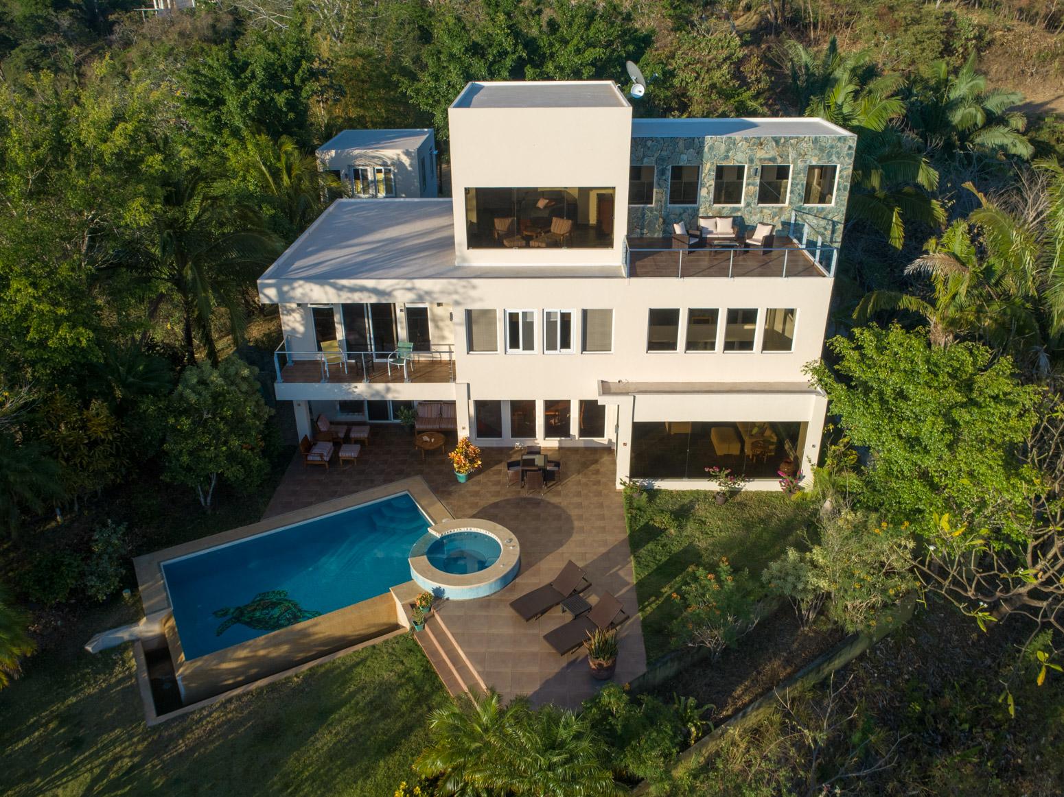 Casa Tortuga Ocean View Home