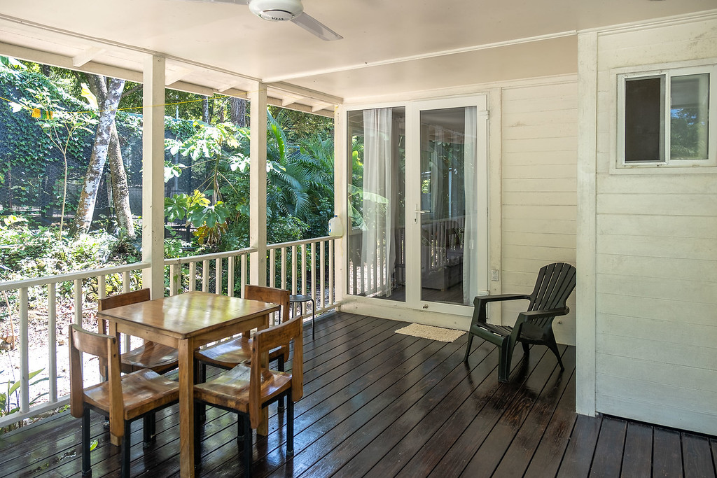 Two Bedroom Beach Cottage